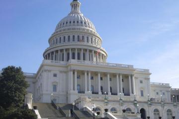 Todagers stortur i Washington DC