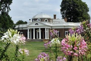 Viagem de um dia a Monticello e ao país de Thomas Jefferson saindo de...