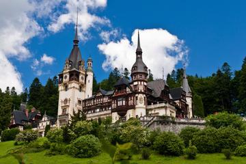 Visitas guiadas de los castillos desde Brasov