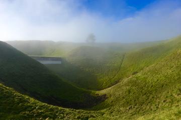 Excursión de medio día a un volcán desde Auckland