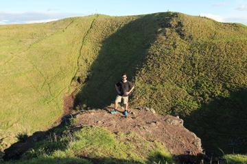 Recorrido de medio día por los volcanes de Auckland