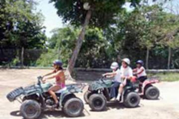 ATV Tour of the Mayan Caribbean