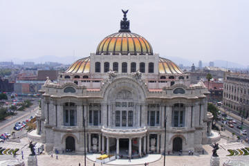 Balé folclórico na Cidade do México
