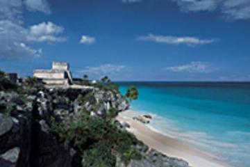 Excursion découverte à Tulum et Xel-Ha au départ de Riviera Maya