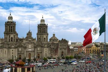 Gita turistica di Città del Messico