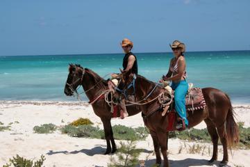 Horseback Riding from Riviera Maya