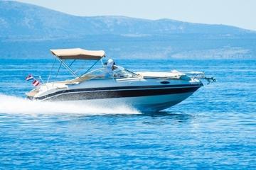 Jungletour per speedboot vanuit Cancun