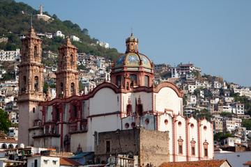 Taxco och Cuernavaca från Mexico City