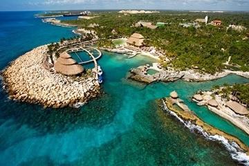 Xcaret au départ de la Riviera Maya