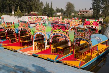 Xochimilco and National University of Mexico