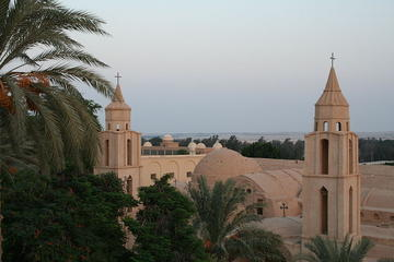 10-hour private religious tours to monastery of Wady el Natron st beshoy