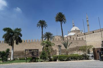 Full Day Egyptian Museum  citadel of Saladin Mohamed Ali mosque Coptic Cairo and traditional Bazaar