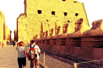 full-day private tour to karnak hatshpsut valley of the king and 2 clossal statue of Memnon in Luxor