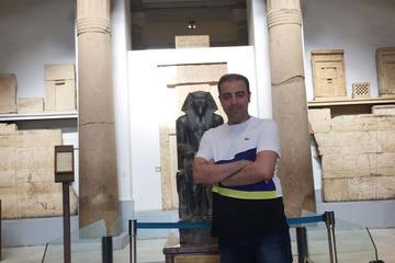 Night tour to Cairo museum 5 to 9 pm