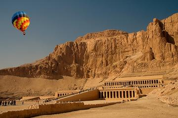 private-day tour to Hatshepsut temple and valley of the king with  colossal statue of Memnon in Luxor