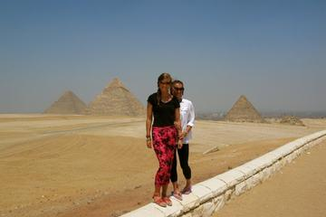 private half day tour  Giza pyramids and the Sphinx