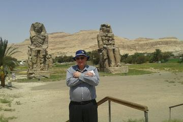 rich history of luxor by domestic flight