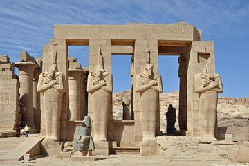 Tour of the East Bank karnak and luxor temple in Luxor or from Nile...
