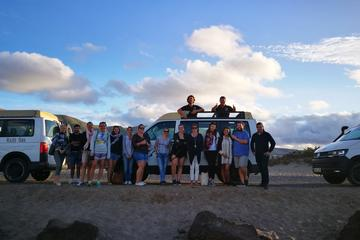 4WD Lanzarote North Tour Experience