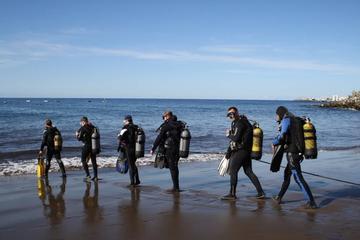 Anfänger-Sporttauchen von Taurito Beach