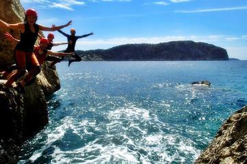 Aventure extrême sur la côte de Majorque