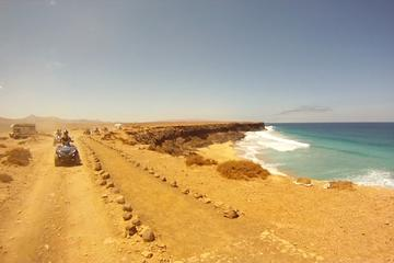 Buggy Tour in the north of Fuerteventura from Lanzarote