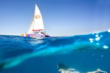 Catamaran Sailing in Palma Bay with Transfers and Paella Lunch