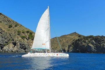 Excursion d'une journée à la plage d'Es Trenc en catamaran