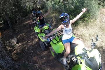 Excursion en quad dans le sud de Majorque