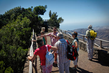 Excursion to La Laguna in Tenerife