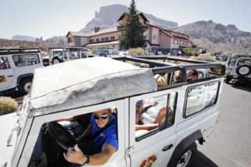 Jeep Safari Tour of Volcano Teide