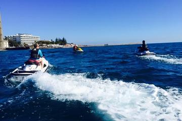 Jetski and Quad or Buggy Tour in Gran Canaria