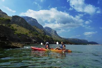Kajak- und Schnorchelausflug im Osten Mallorcas