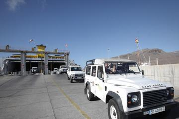 La Gomera 4x4 Jeep Tour from Tenerife...