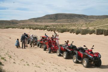 Quad tour in the north of Fuerteventura from Lanzarote