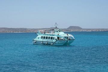 Segeltörn nach Lanzarote, Insel Lobos und Fuerteventura