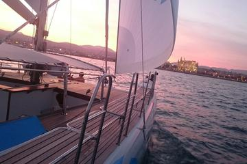 Sunset Jazz Cruise from Palma de Mallorca