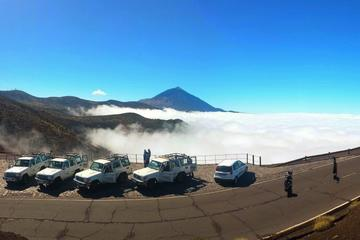 Tenerife 4x4 Jeep and Minivan Tour...