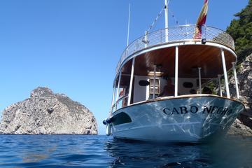 Tour en barco desde el puerto de Pollensa