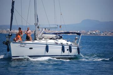 Un día en barco por la bahía de Palma