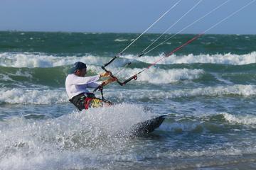 Kitesurfing Lesson in Cartagena