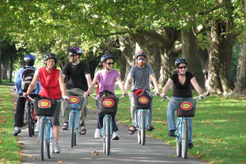 The Original Bike Tour of Christchurch