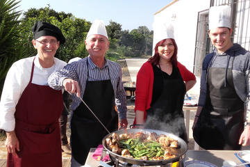 Paella Cooking Class and Private Tour...