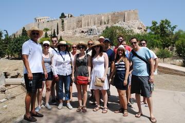 Acropolis, Athens City Tour, The Ancient Agora and Attalos Museum