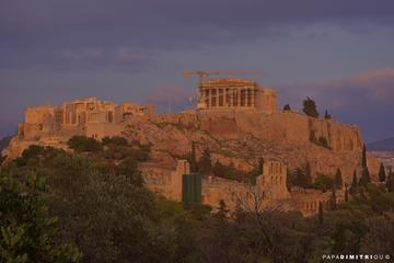 Acropolis Museum and The Acropolis of Athens Sunset Small-Group Walking Tour