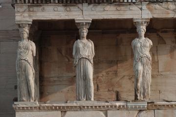 Atenas supereconômico: Excursão à Acrópole de Atenas e Novo Museu da...