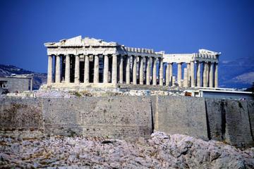 Atenas supereconômico: Excursão à Acrópole de Atenas mais Aula de...