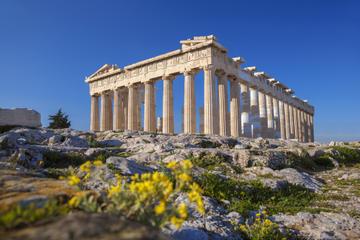 Atenas supereconômico: Excursão à Acrópole de Atenas mais Excursão...