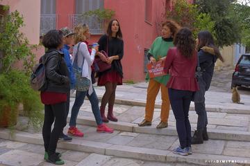 Athens Old Town: Monastiraki and Plaka Small Group Walking tour