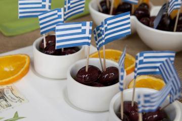 Excursion culinaire en petit groupe à Athènes